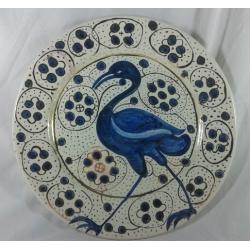 Pájaro Azul y Oro